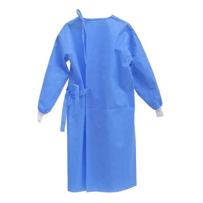 Anti-alcohol-sms-medical-gown-disposable-waterproof